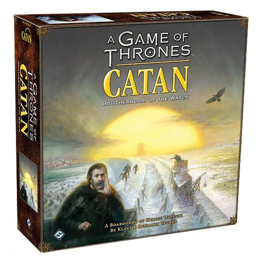 A Game of Thrones Catan: Brotherhood of the Watch - TOYTAG