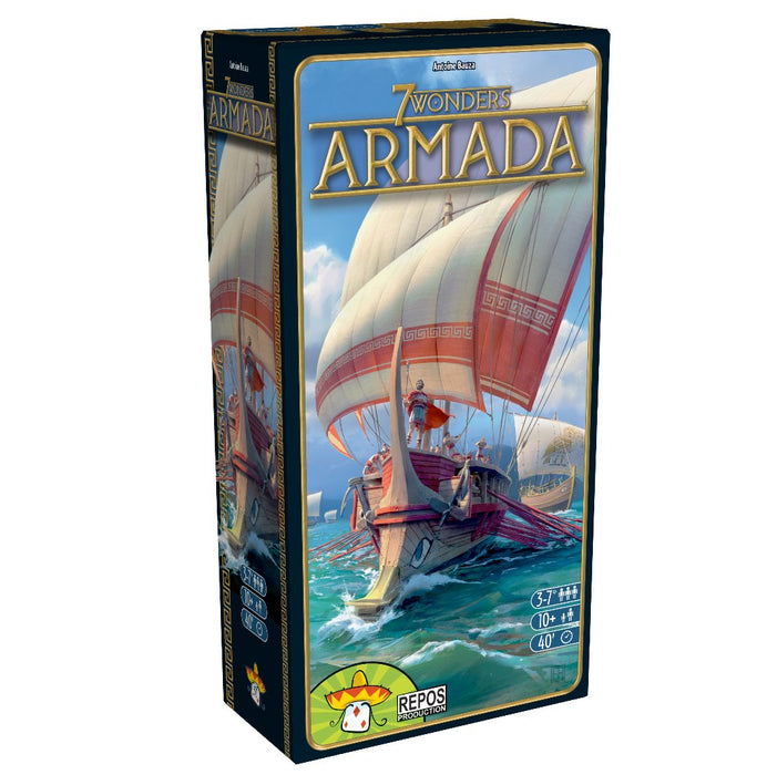 7 Wonders: Armada Expansion - TOYTAG