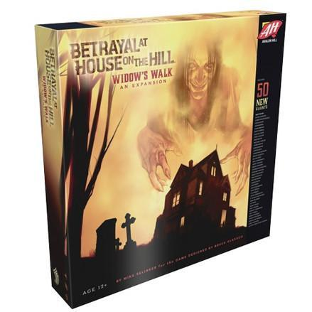 Betrayal at House on the Hill: Widow's Walk Expansion (Pre-order)
