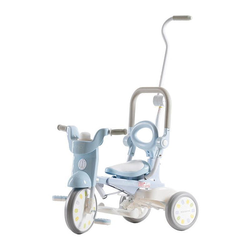 iimo x macaron Foldable Tricycle #2 - Mint Blue (Limited Edition)