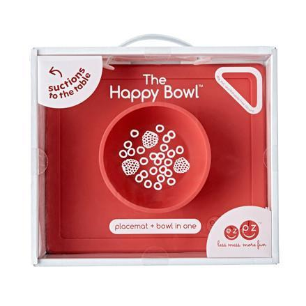 Happy Bowl Coral - TOYTAG