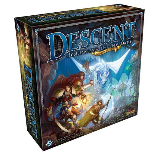 Descent: Journeys in the Dark Second Edition - TOYTAG