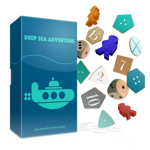 Deep Sea Adventure - TOYTAG