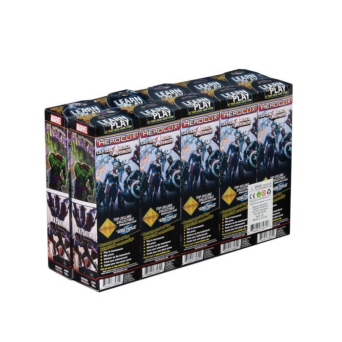 Marvel HeroClix: Captain America and the Avengers Booster Pack