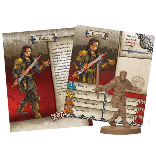 Zombicide : Black Plague Game Night Kit