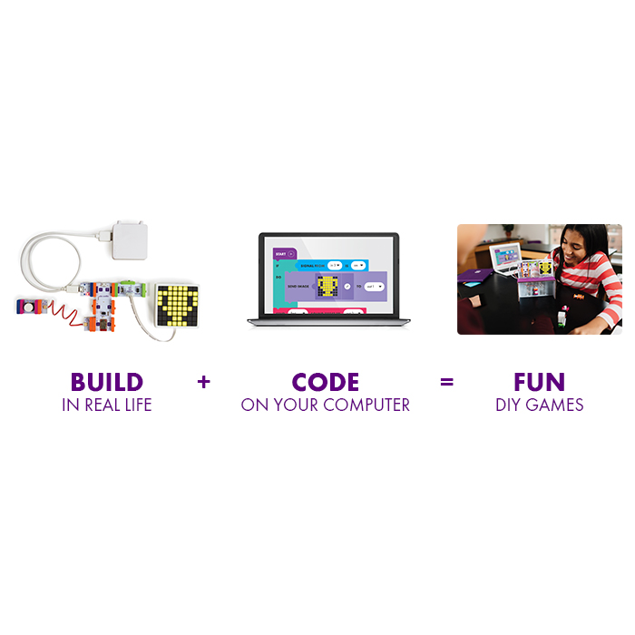 littleBits Code Kit - TOYTAG