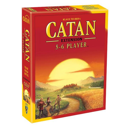 Catan 5th Edition: 5-6 Player Extension
