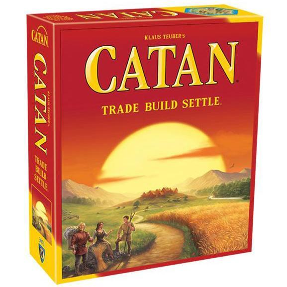Catan 5th Edition - TOYTAG