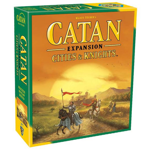 Catan 5th Edition: Cities & Knights Expansion - TOYTAG