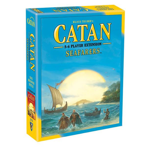 Catan 5th Edition: Seafarers 5-6 Player Extension - TOYTAG