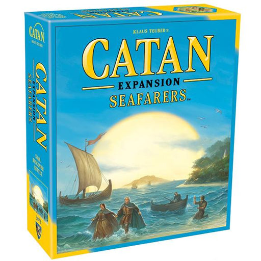 Catan 5th Edition: Seafarers Expansion - TOYTAG