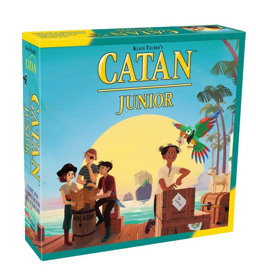 Catan: Junior (Updated Version) - TOYTAG