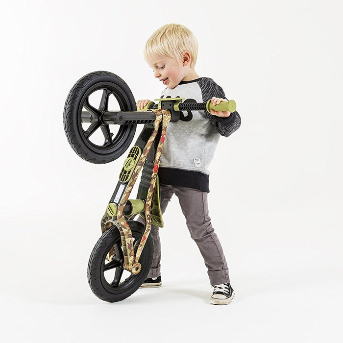 Chillafish - BMXie-RS Balance Bike FAD Edition (Commander in Peace) - TOYTAG
