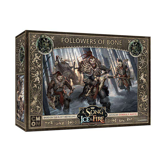 A Song of Ice and Fire: Free Folk Followers of Bone Unit Box
