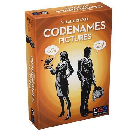Codenames: Pictures - TOYTAG