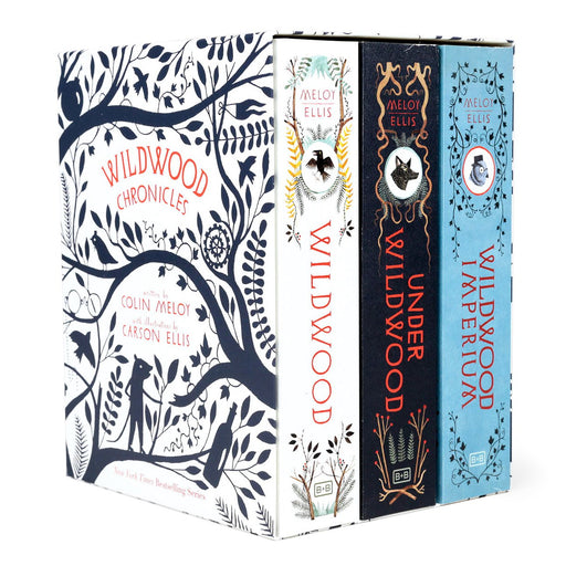 Wildwood Chronicles Complete Box Set