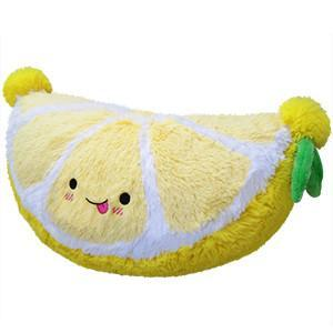 Squishable Comfort Food Lemon - TOYTAG