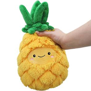 "Mini Squishable Comfort Food Pineapple 7"" Plush - TOYTAG"