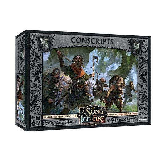 A Song of Ice and Fire: Conscripts Unit Box - TOYTAG