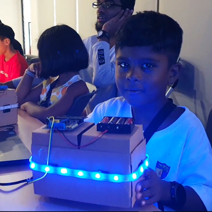 Light Up Your World with Micro:bit