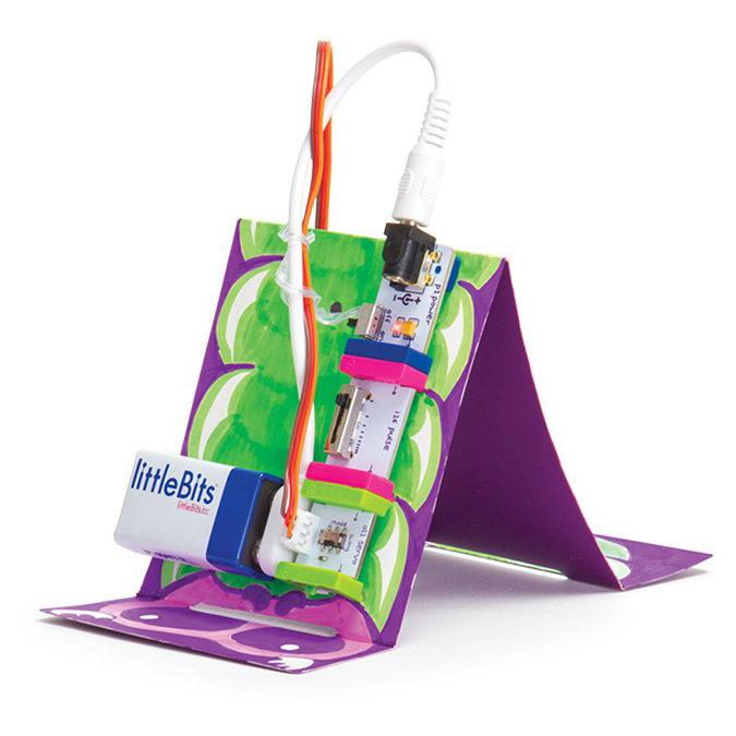 LittleBits Hall of Fame Kit - Crawly Creature