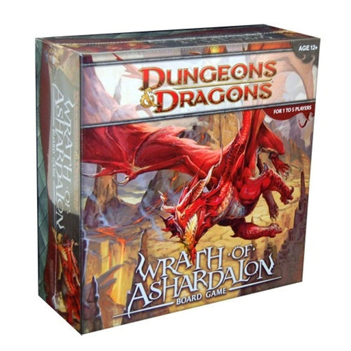 Dungeons & Dragons: Wrath of Ashardalon Board Game - TOYTAG