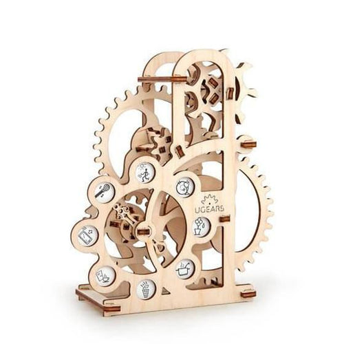 UGEARS 3D Wooden Puzzle - Dynamometer