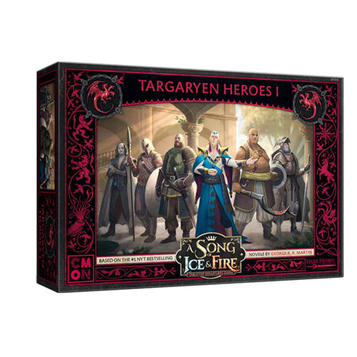 A Song of Ice and Fire: Targaryen Heroes 1 Unit Box