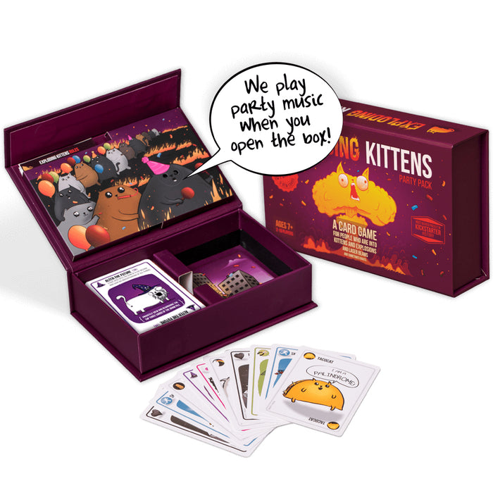 Exploding Kittens®  Party Pack