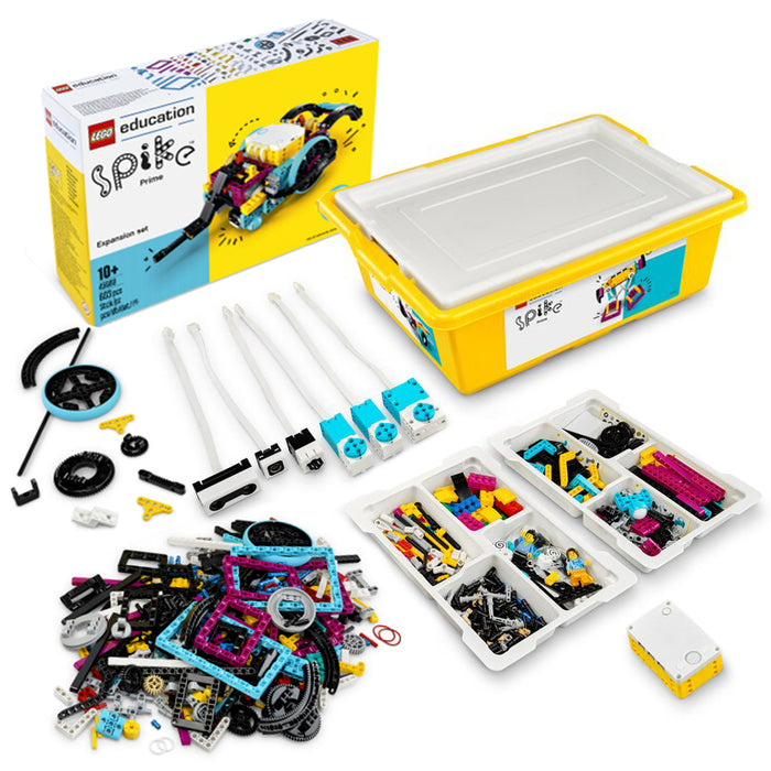 LEGO SPIKE™ Prime + Expansion Bundle