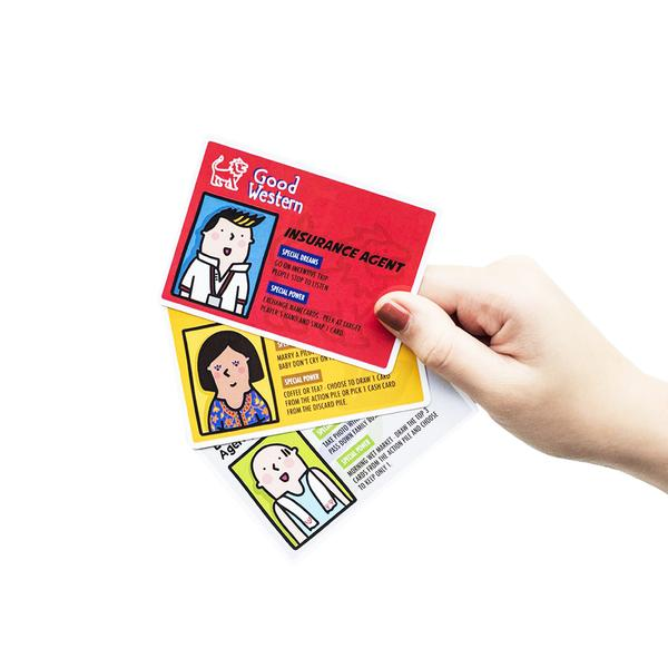 The Singaporean Dream & Expansion Card Game Pack