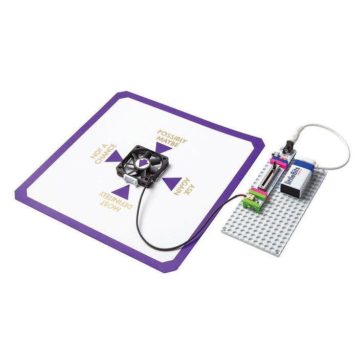 LittleBits Hall of Fame Kit - Bubble Bot