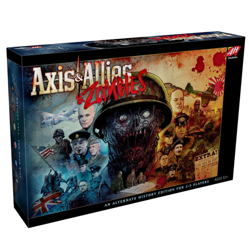 Axis & Allies & Zombies - TOYTAG
