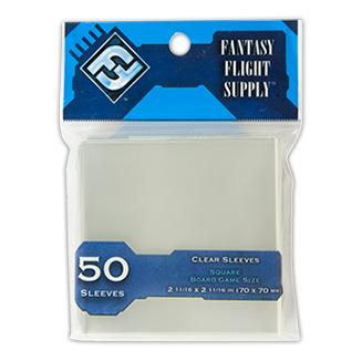 FFG Card Sleeves: Square - TOYTAG