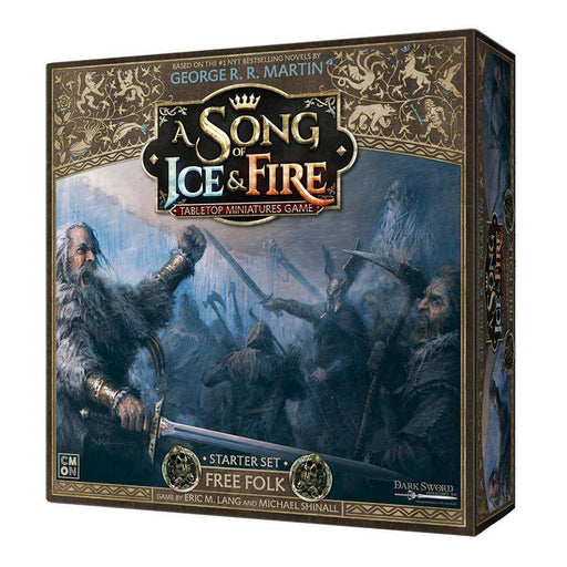 A Song of Ice and Fire - Free Folk Starter Set - TOYTAG