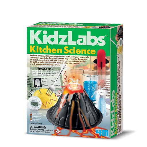 4M KidzLabs Kitchen Science - TOYTAG