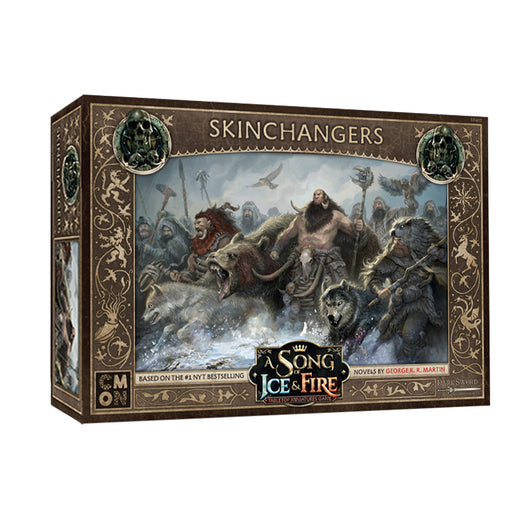 A Song of Ice and Fire : Skinchangers Unit Box