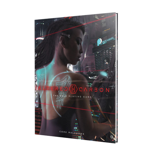 Altered Carbon RPG - The Role Playing Game