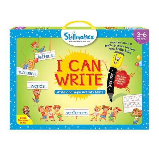 Skillmatics Educational Game: I Can Write