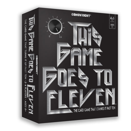 This Game Goes to Eleven™