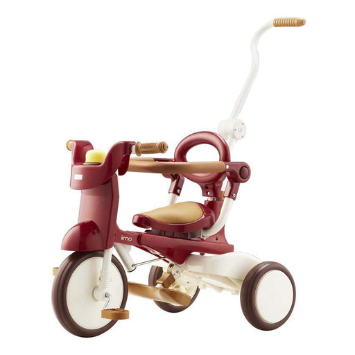 iimo Foldable Tricycle #2 - Eternity Red - TOYTAG