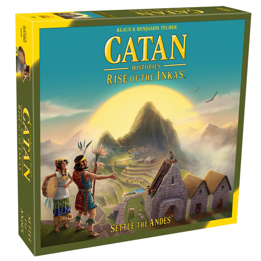 Catan Histories: Rise of the Inkas - TOYTAG