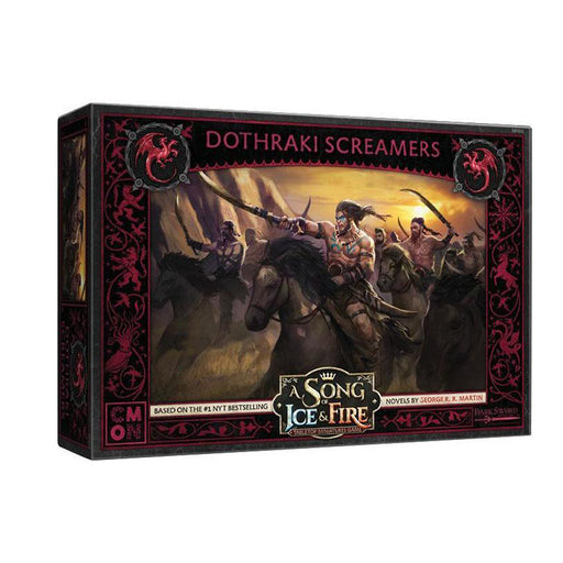 A Song of Ice and Fire : Dothraki Screamers Unit Box