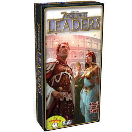 7 Wonders: Leaders Expansion - TOYTAG