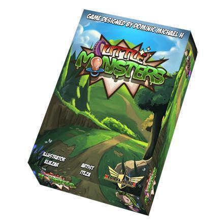 Little Monsters Card Game - TOYTAG