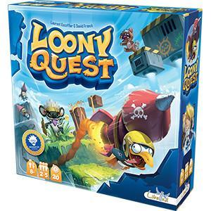 Loony Quest - TOYTAG