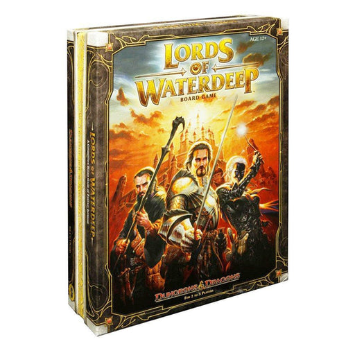 Dungeons & Dragons: Lords of Waterdeep - TOYTAG