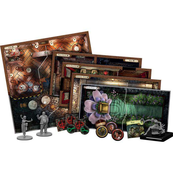 Mansions of Madness: Second Edition – Sanctum of Twilight: Expansion