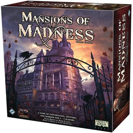 Mansions of Madness: 2nd Edition - TOYTAG