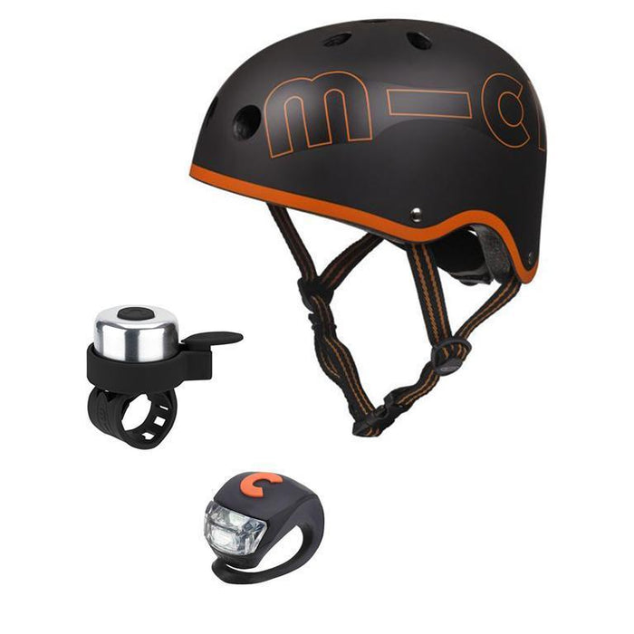 Micro Helmet Safety Set (Small) - TOYTAG